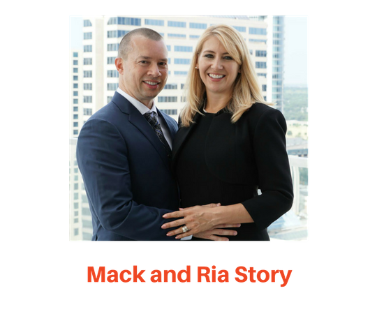 Mack and Ria Story