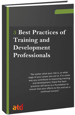 best practices of Learning professionals